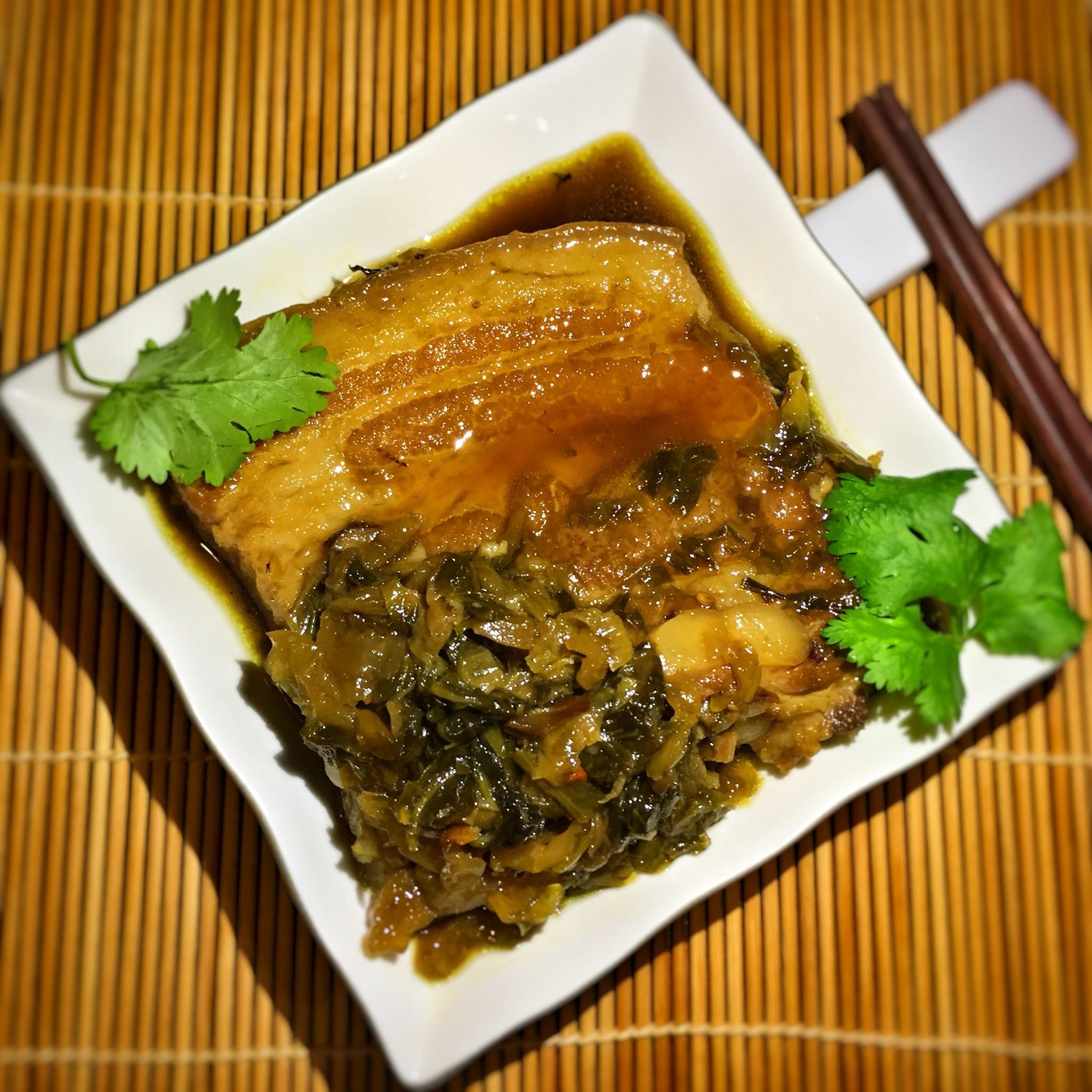 【膳知坊】福菜爌肉(500g)