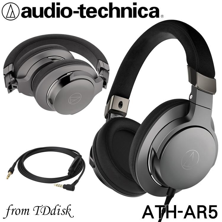 <br/><br/>  志達電子 ATH-AR5 Audio-technica 日本鐵三角 可折疊式耳罩式耳機 (台灣鐵三角公司貨)<br/><br/>