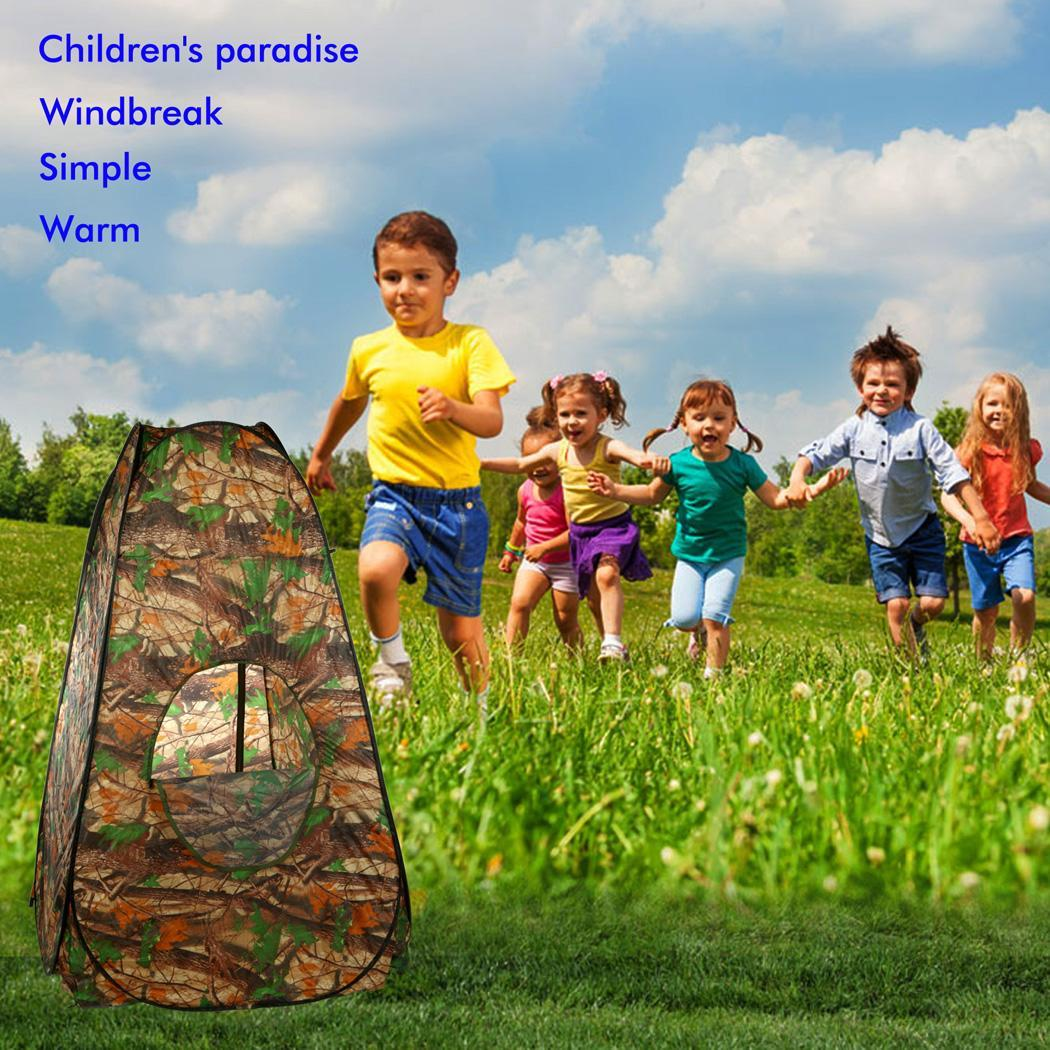 Print Polyester Portable Quick Pop Up Dresses Tent Carry Bag 5