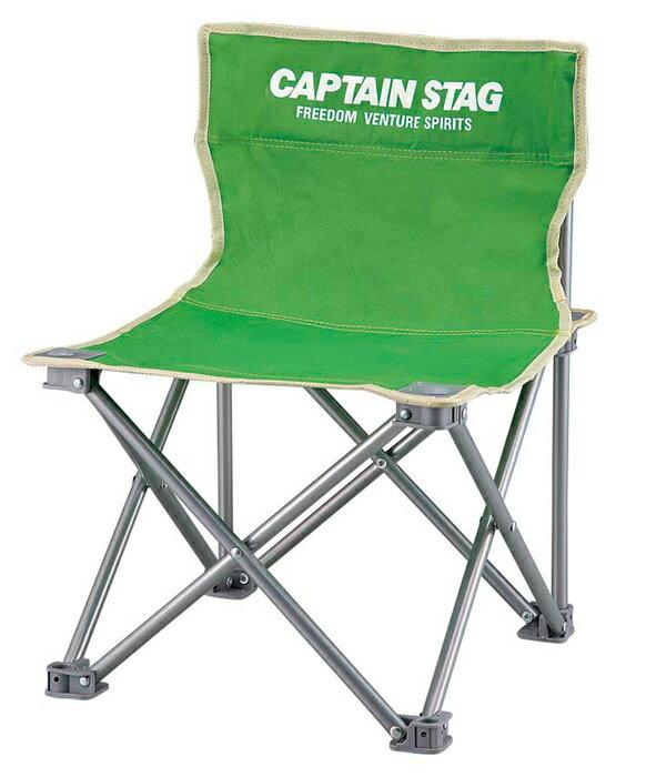 【鄉野情戶外用品店】 CAPTAIN STAG 鹿牌 |日本|  斑比迷你野營椅/折疊椅 釣魚椅 童軍椅 休閒椅/M-3917