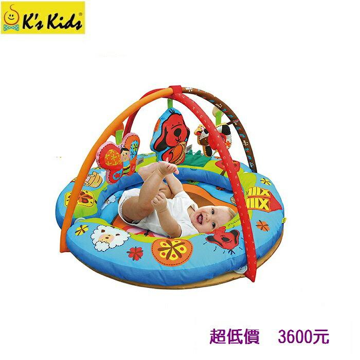 *美馨兒* K''s Kids 奇智奇思 -Love Circle 愛的圈圈遊戲墊 3600元