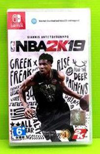 [現金價]NS美國職業籃球NBA2K19中文版