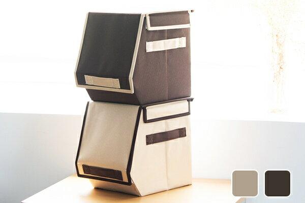 收納盒 抽屜收納盒【Q0155】無印風堆疊式收納盒(小)1入 MIT台灣製 完美主義