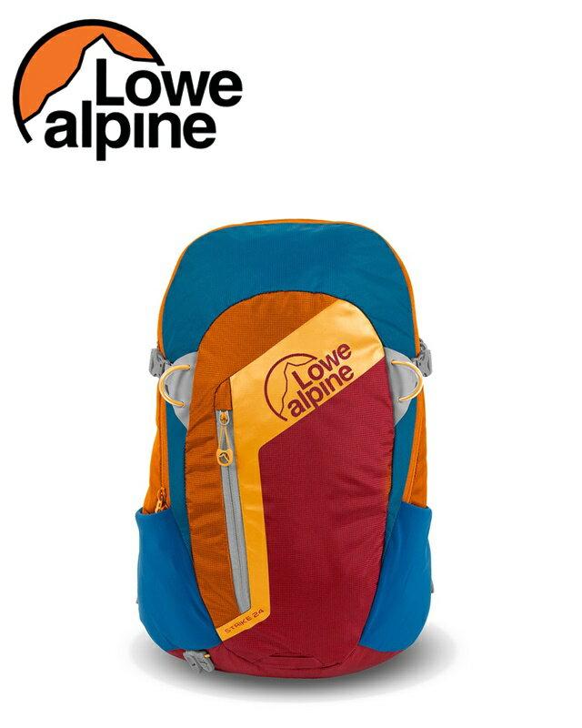 【速捷戶外】英國 Lowe Alpine - Strike 24L背包(鋼鐵紅)FDP-55-24X 登山背包 旅行背包 校園背包