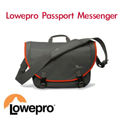 Lowepro Passport Messenger 飛行家信差包 立福 貨