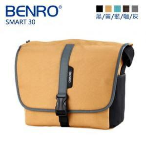 Canon Mall:【BENRO百諾】精靈SMART30單肩攝影側背包
