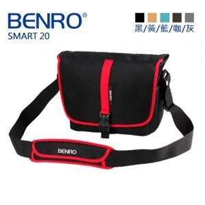 【BENRO百諾】精靈 SMART20 單肩攝影側背包