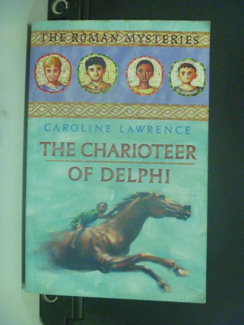 ~書寶 書T5/原文小說_OIR~The Charioteer of Delphi_Law