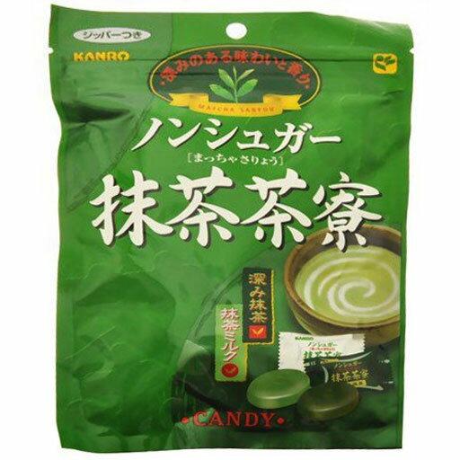 KANRO 無糖抹茶糖