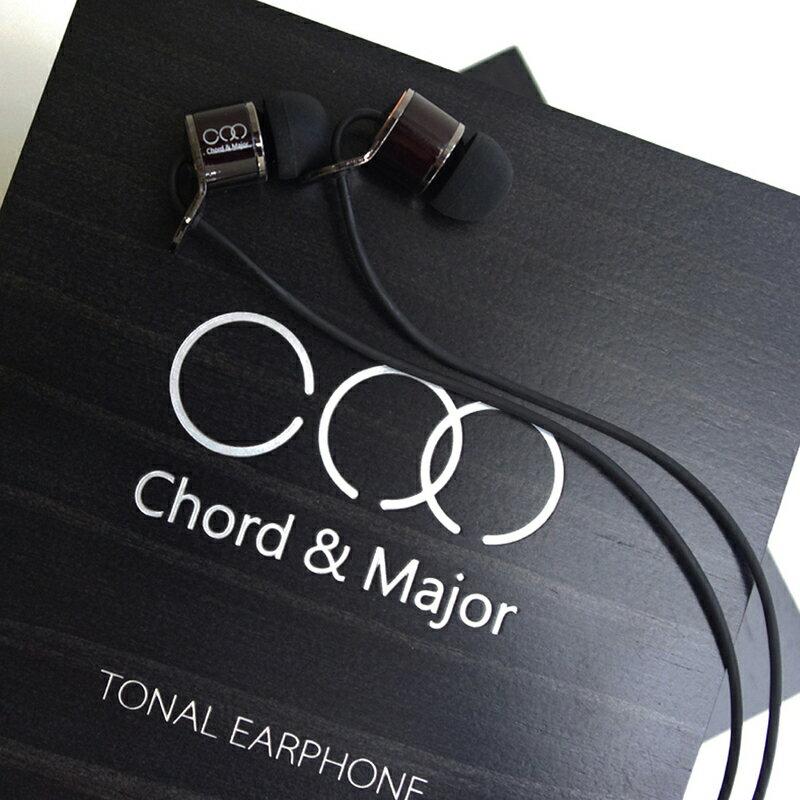 Chord & Major Major 8'13 Rock 搖滾調性 耳道式耳機 | 金曲音響