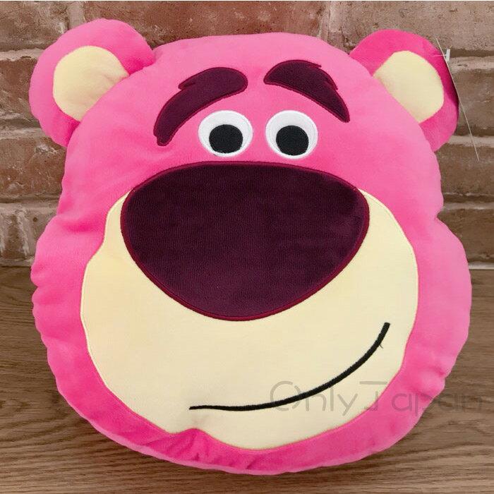 【真愛日本】17122600010 頭型暖手枕-熊抱哥 皮克斯 熊抱哥 草莓熊 暖手抱枕 靠枕 冬季必備