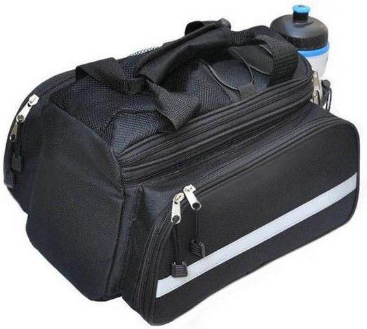《意生》自行車後貨架包 附贈背帶防雨罩馬鞍包 後貨袋 旅行包 旅行袋貨架包車後包後貨架包車尾包後貨袋置物包