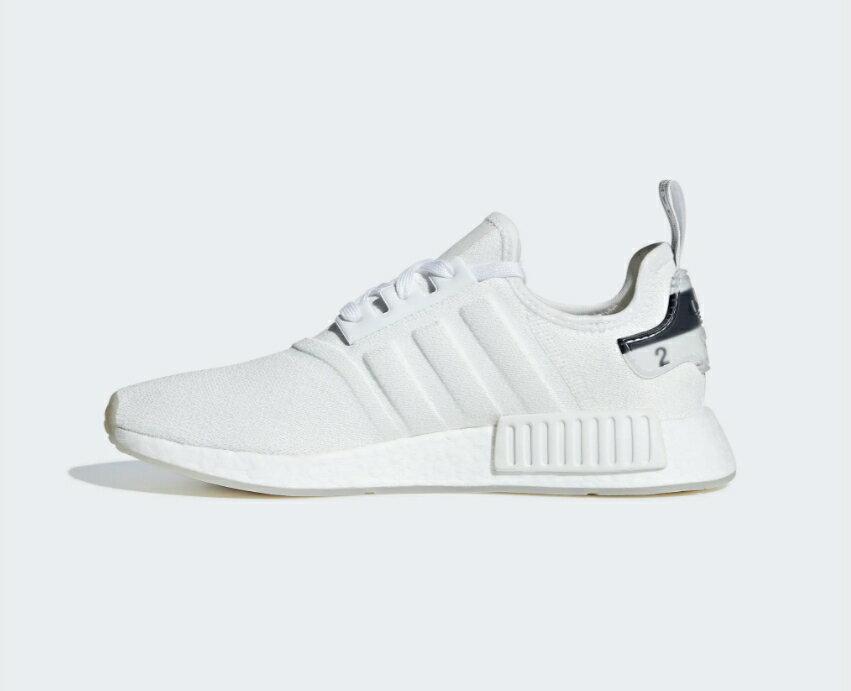 【ADIDAS】 NMD_R1 白 經典鞋 休閒鞋  慢跑鞋 男 訂價5290 BD7746 (Palace store) 4