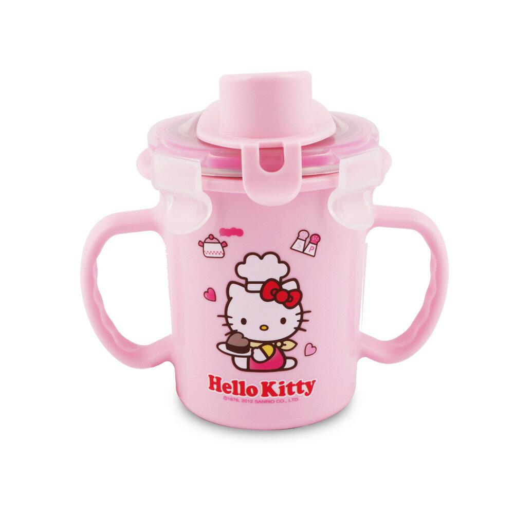 【樂扣樂扣】HELLO KITTY 不鏽鋼吸管水杯 / 250ML 1