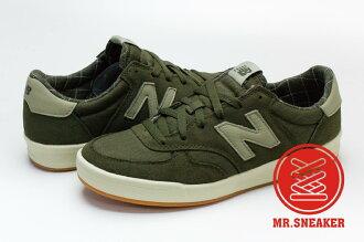 ☆Mr.Sneaker☆ NEW BALANCE CRT300 軍綠 格紋 復古 網球鞋├【1101-1130】單筆訂單滿700折100★結帳輸入序號『loveyou-beauty』┤