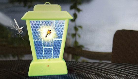 Bug Zapper Glow in Dark - 2 Pack 1