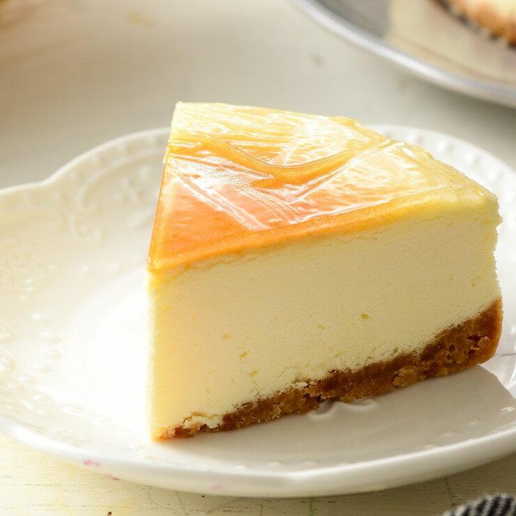 ✿ 紅鞋女孩主打~ 原味重乳酪蛋糕 (6吋)【紅鞋女孩手作甜點工作室】頂級進口乳酪製作 濃縮牛奶中的所有營養 家庭野餐甜點必備~
