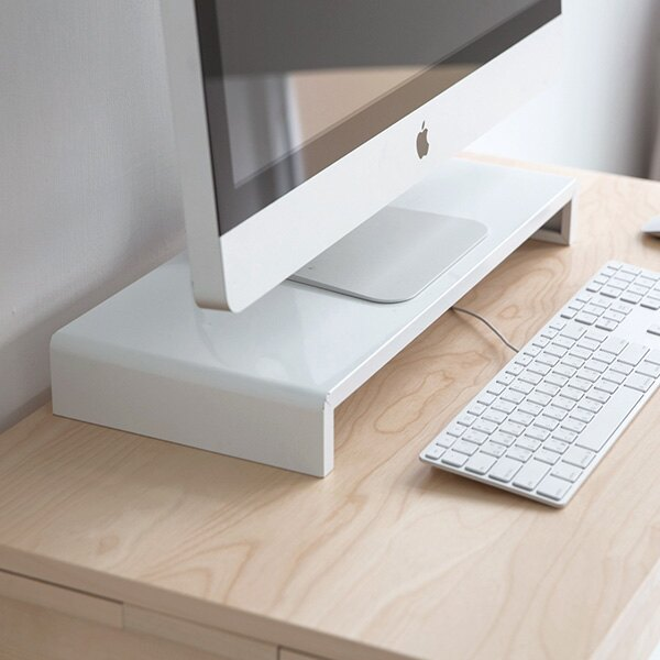 桌上架 / 螢幕架 / 電腦架 高質感LCD螢幕架(三色)  MIT台灣製 現領優惠券 完美主義 【I0029】 1