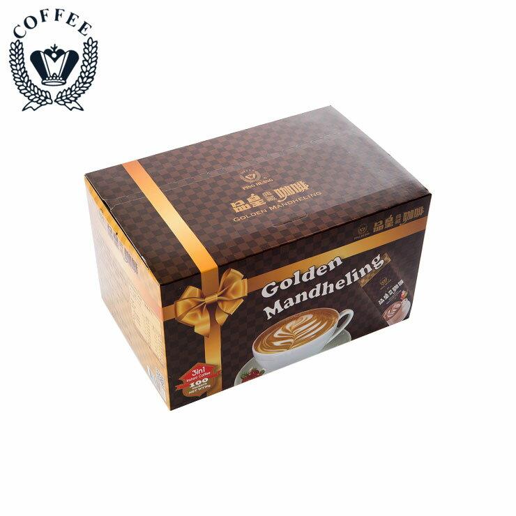 品皇咖啡 典藏黃金曼特寧 量販盒