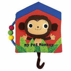 *babygo*奇智奇思 K's Kids- 我的猴子學習布書