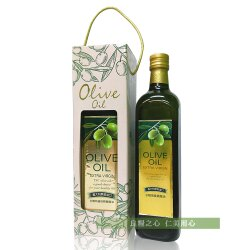 台糖 頂級橄欖油禮盒(750ml/盒)