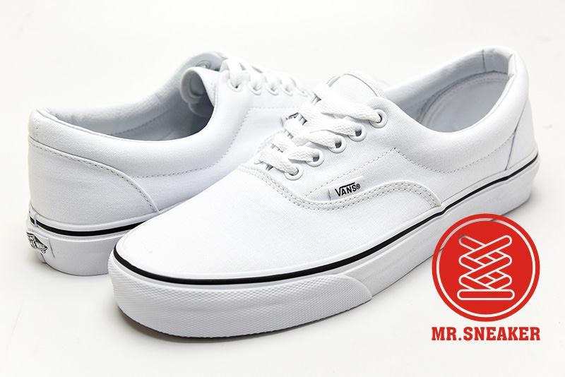 ☆Mr.Sneaker☆ VANS Era 經典 基本/經典/休閒/滑板鞋 百搭 白