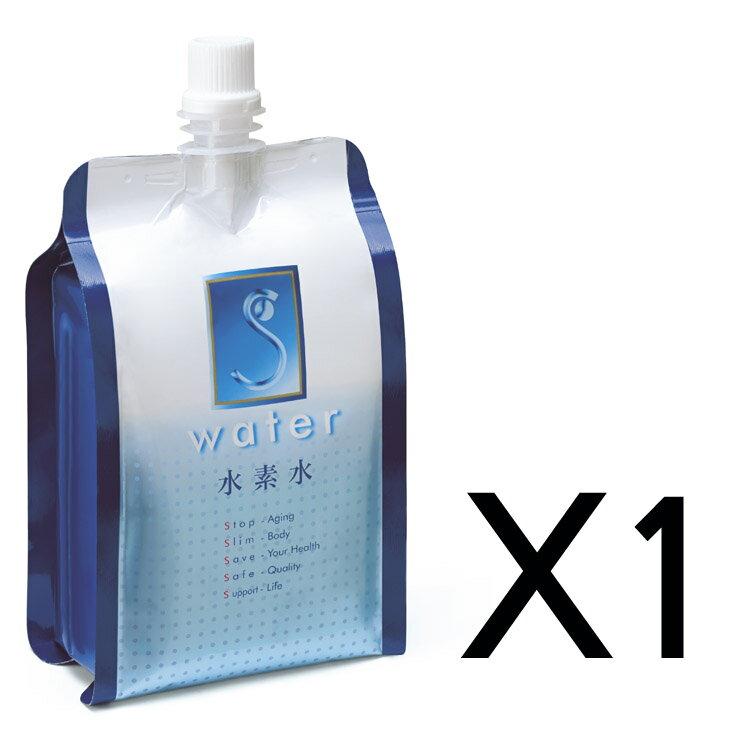 水素水 氫氣水 富氫水 能量水 礦泉水 日本原裝進口 富山名水 (單包)