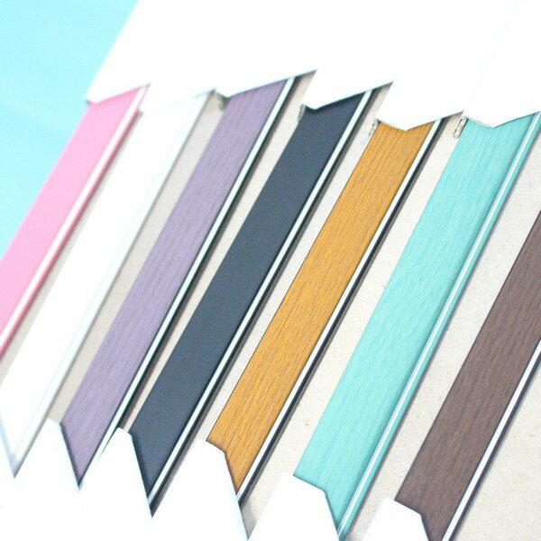 1000片拼圖框 台灣製 原木條 木框 相框 / 一個入(促450) 50cm x 75cm 證書框 油畫框 3