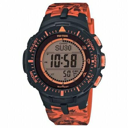 PROTREKPRG-300CM-4太陽能液晶羅盤錶PRG-300CM-4DR現貨+排單!【迪特軍】
