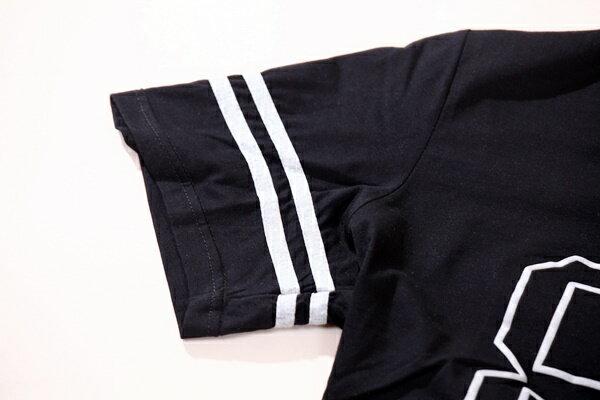 【CS衣舖 】韓系 合身版 萊卡彈力 短袖T恤 3104 8