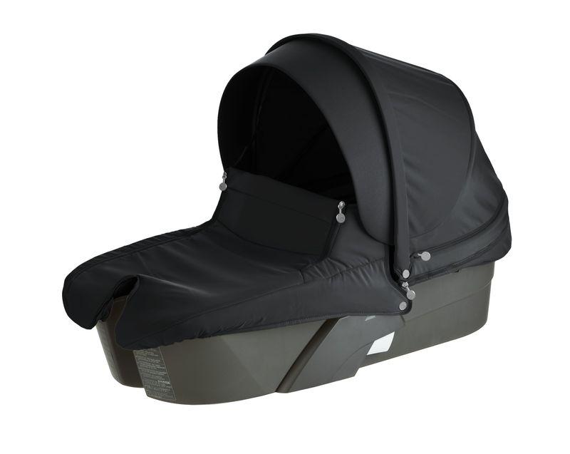 挪威【Stokke】Xplory 經典手推車配件硬殼睡箱-7色 4