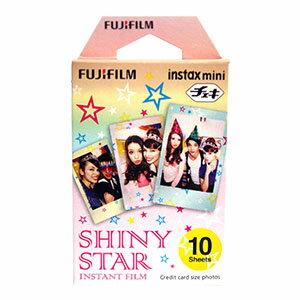 ∥配件王∥Fujifilm instax mini SHINY STAR 閃亮 星星 底片 MINI7 8 25 mini 50 90 適用