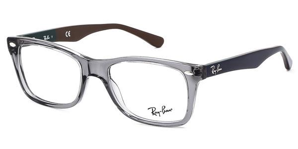 473dccbd8e SmartBuyGlasses  New Unisex Eyeglasses Ray-Ban RX5228 Highstreet ...