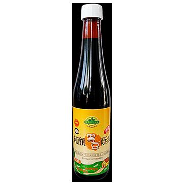 美纖小舖:味榮純釀黑豆蔭油露450g