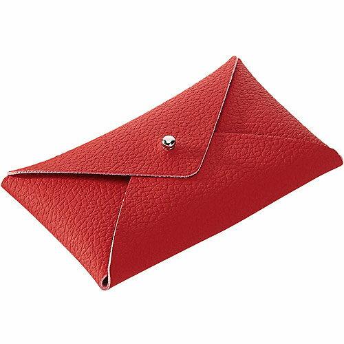 《PHILIPPI》Letter軟式名片盒(紅)