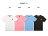 ☆BOY-2☆【KK6816】休閒素面表情笑臉男裝短袖T恤 1