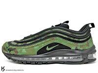 男性慢跑鞋到2017 NSW 經典復刻慢跑鞋 限量發售 NIKE AIR MAX 97 PREMIUM QS GREEN CAMO JAPAN 日本 迷彩 綠迷彩 日本國旗 全氣墊 子彈 慢跑鞋 '97 1997 (AJ2614-203) !就在KUMASTOCK推薦男性慢跑鞋