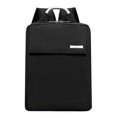 後背包純色電腦包-簡約百搭舒適輕盈男女雙肩包4色73ru29【獨家進口】【米蘭精品】