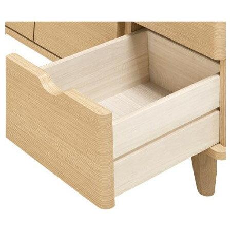 ◎(OUTLET)木質整理櫃 LUFFY2-80NA 福利品 NITORI宜得利家居 6