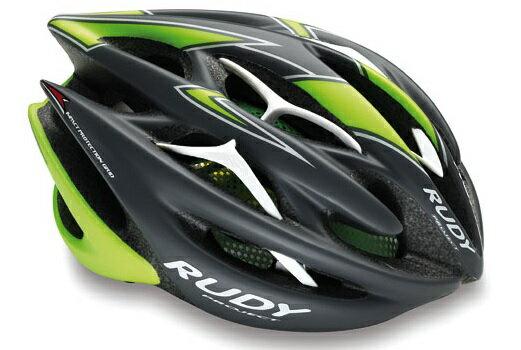 【7號公園自行車】RUDY PROJECT STERLING 安全帽(黑綠)