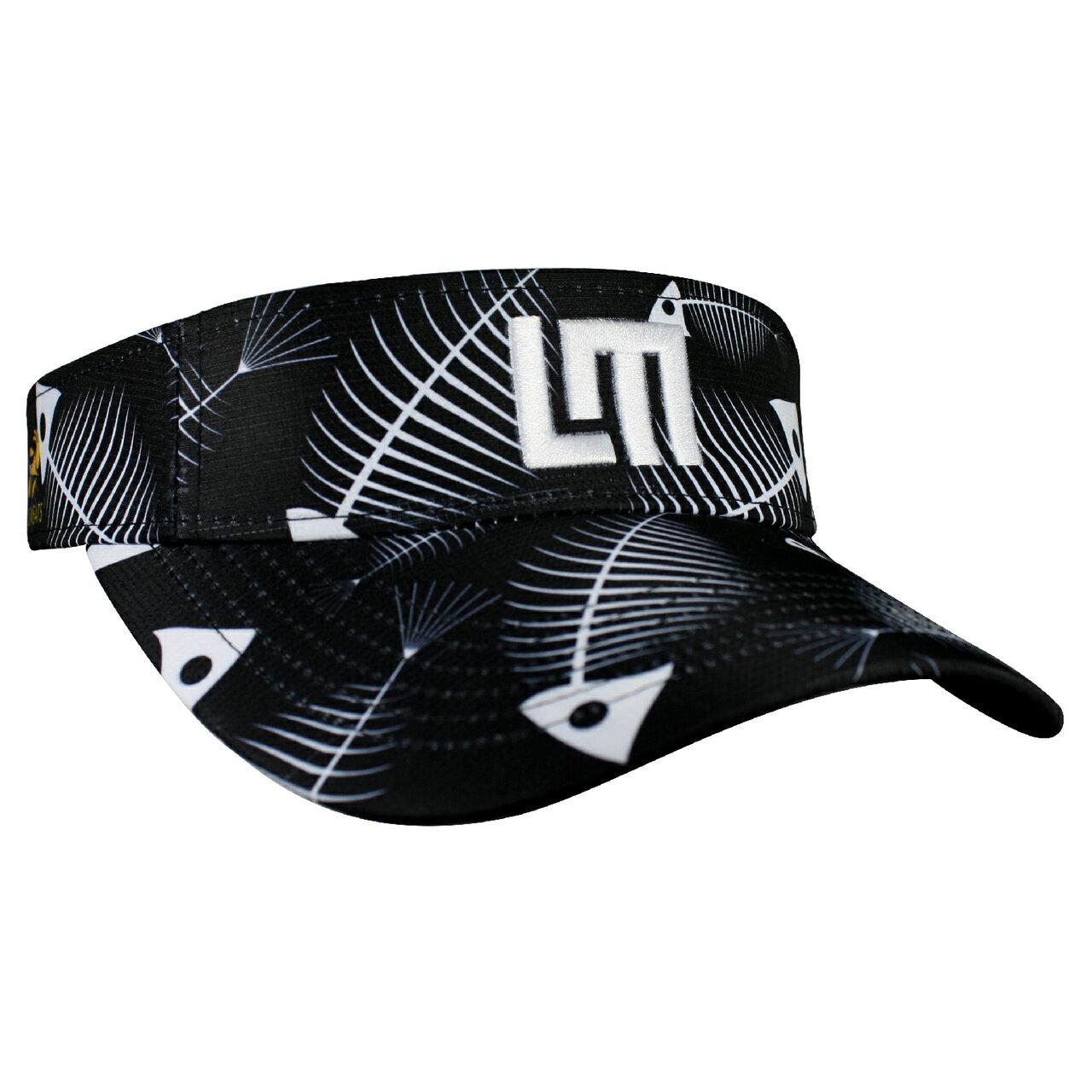 LOUDMOUTH 英國高爾夫服飾品牌-骨魚中空帽