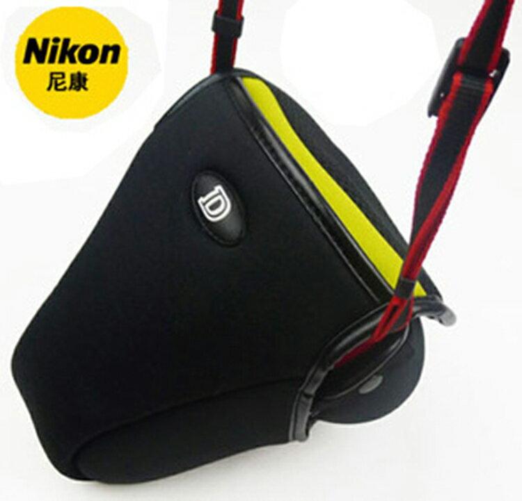 攝彩@Nikon S號-防撞包 保護套 內膽包 單眼相機包 D600/D610/D750 D80 D90..