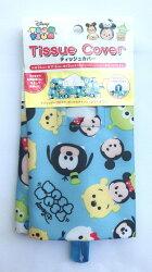 日本 迪士尼 TSUM TSUM 吊掛式面紙套 可車用 汽車用品 衛生紙套 面紙盒*夏日微風*