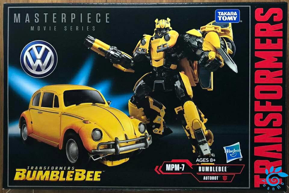 (卡司 正版現貨) 日版 變形金剛 電影6 MPM-07 傑作 金龜車 大黃蜂 Bumblebee
