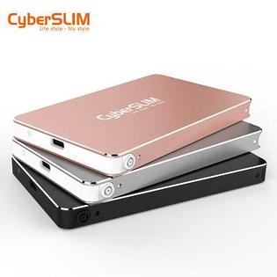 【滿3千15%回饋】S25U312.5吋硬碟外接盒7mmType-CUSB3.1(USB3.1黑)※回饋最高2000點