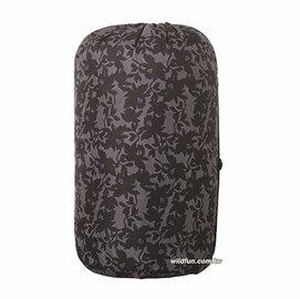 【【蘋果戶外】】野放 Wildfun 加大舒適信封型睡袋【加大信封/900g/°C/印花】CE006 MIT 100%台灣製造 中空纖維 人造纖維 旅遊 露營