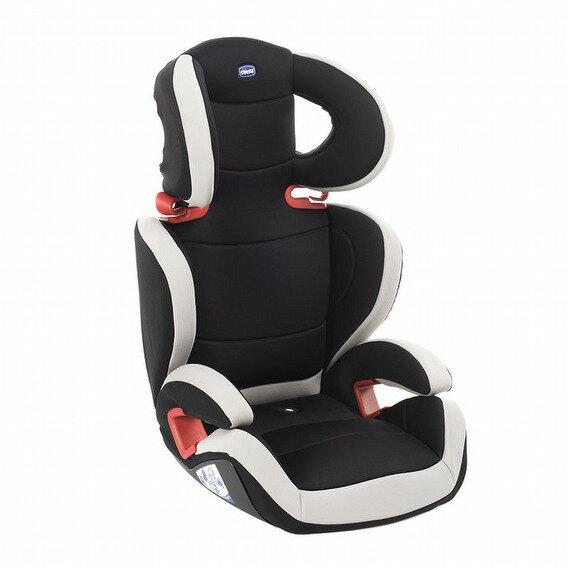 Chicco-Key2-3安全汽車座椅汽座公爵黑