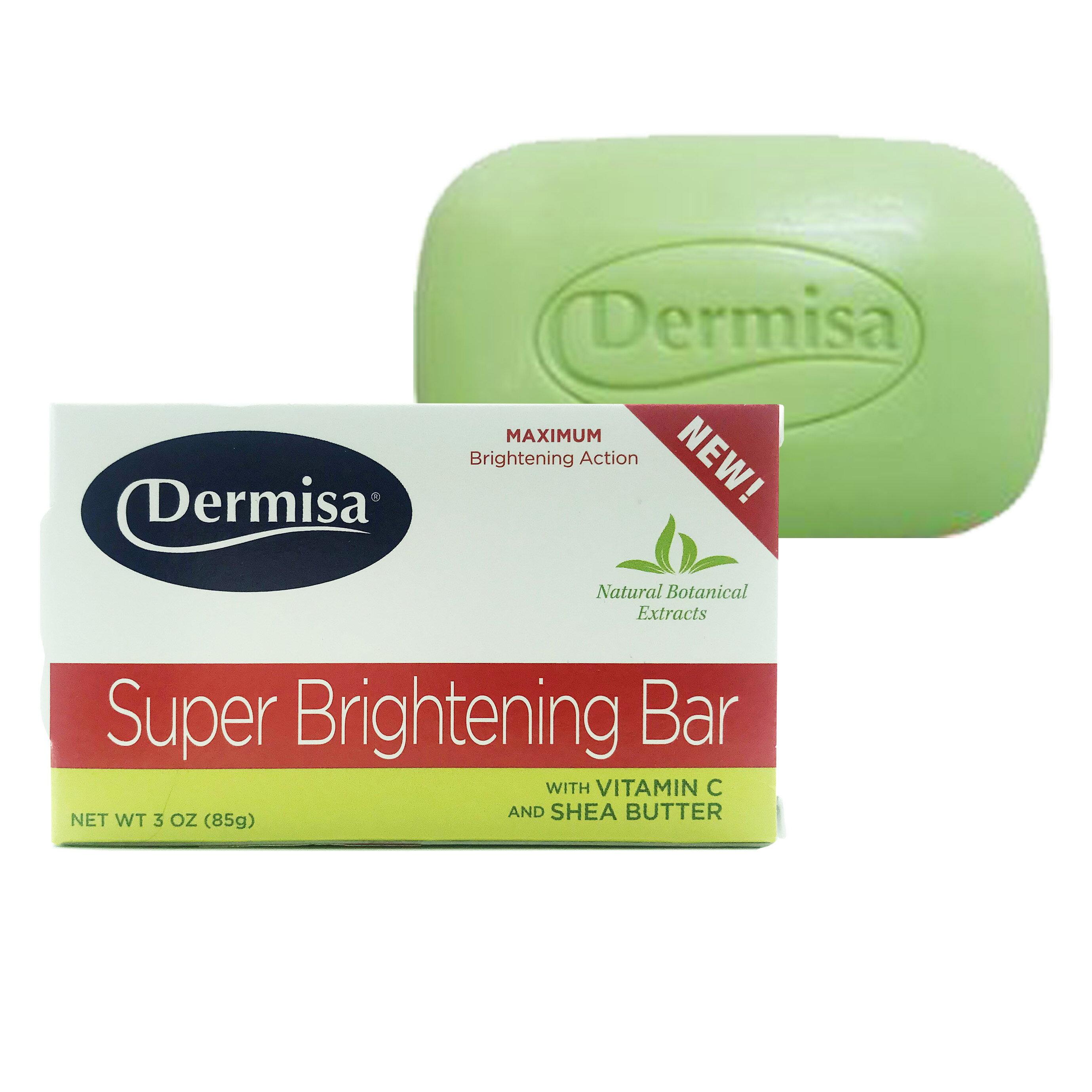 美國Dermisa 超級淡斑皂升級二代【優.日常】