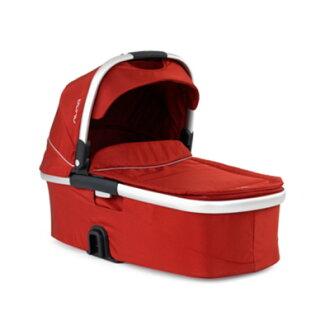 ★NUNA IVVI Carry cot攜帶式睡箱(紅)