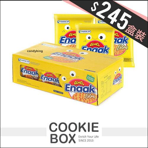 韓國 Enaak 重量包 大雞麵 香脆 點心麵  24包入盒裝  720g 增量 加大 升